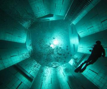 Nemo 33, cea mai adanca piscina din lume