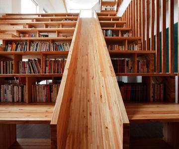 Toboganul din biblioteca, de Moon Hoon