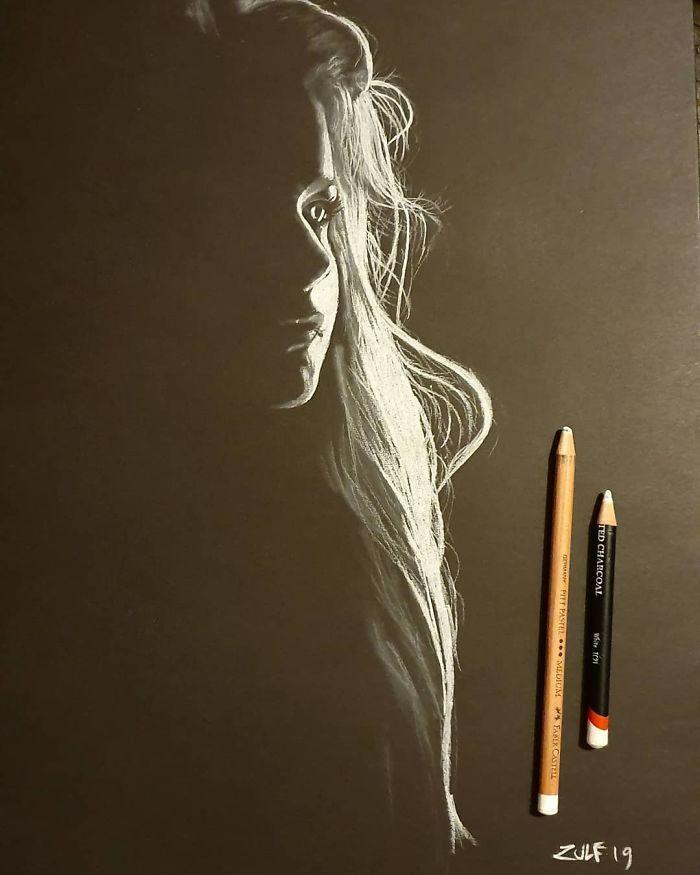 Frumusetea feminina, in altfel de portrete - Poza 1