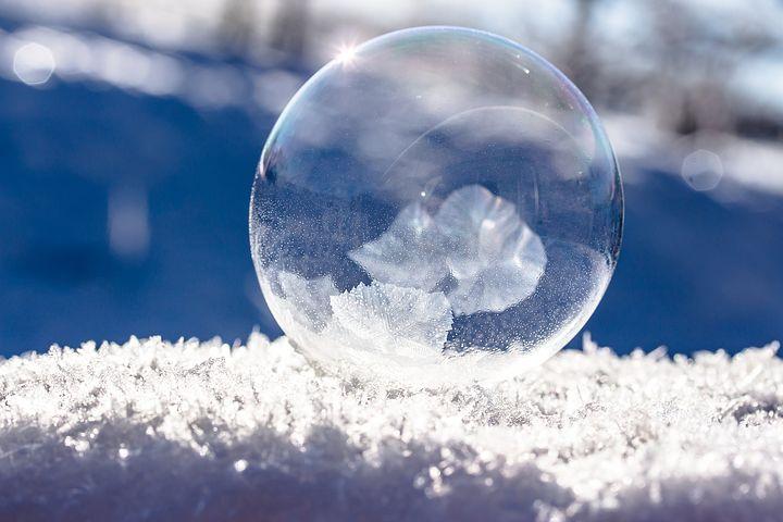 Cele mai frumoase ipostaze ale iernii, in poze sublime - Poza 13