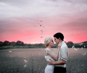 Povestea de dragoste spusa de Luke Sharratt