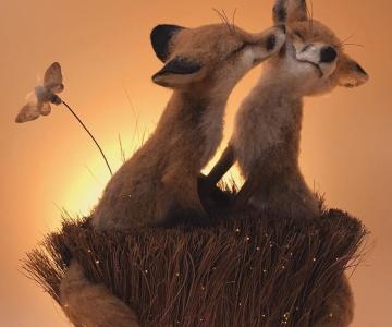 Povesti cu perii vechi si animale simpatice, de Simon Brown
