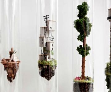 Viata in eprubete: Sculpturi miniaturale, cu Rosa de Yong