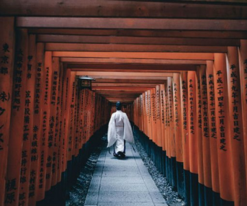 Frumusete cotidiana si mister, pe strazile din Japonia