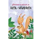 Coloreaza si ghiceste cu Rita Veverita 3+