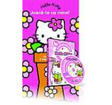 Pachet Hello Kitty 1: DVD Descurcareata Kitty si carte Joaca-te cu mine