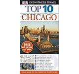 DK Eyewitness Top 10 Travel Guide: Chicago - English version