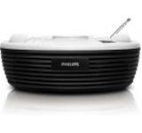 Micro Sistem Philips AZ202/12, CD Player (Negru)