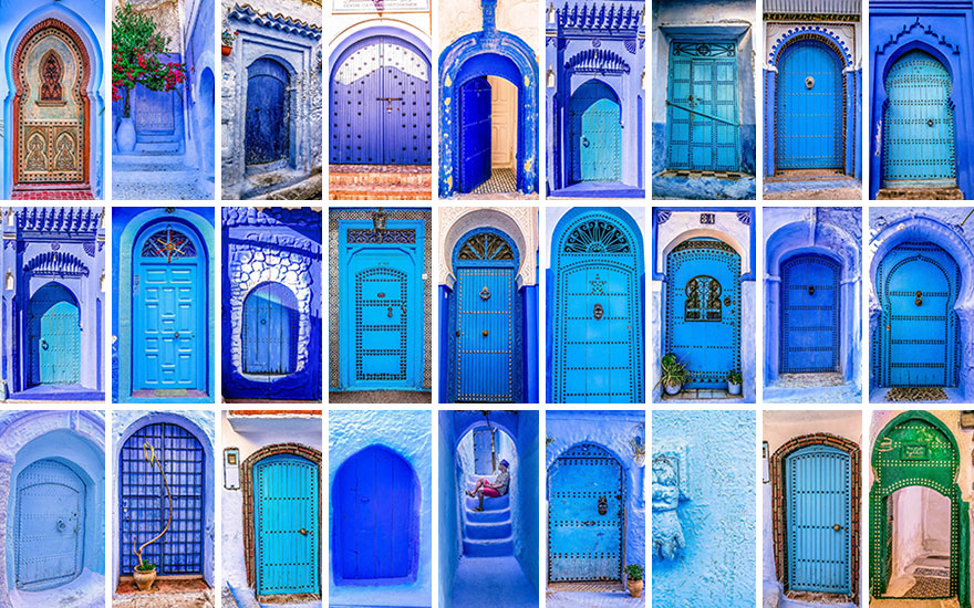 Usile multicolore ale Marocului - Poza 7