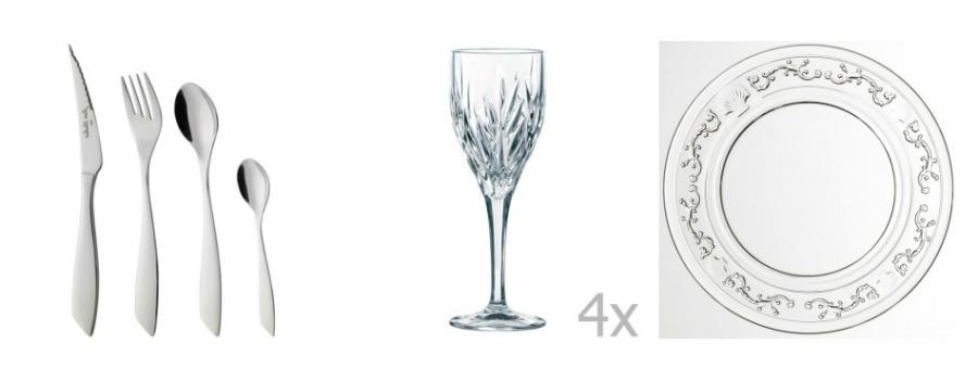 Cum sa creezi atmosfera perfecta pentru o cina romantica de neuitat - Poza 5