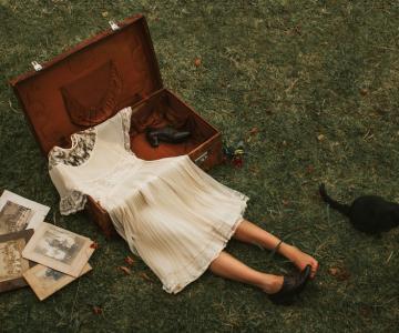 Povestea depresiei, in autoportrete conceptuale