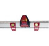 Rigla cu laser si bule Heinner HR81480, 80cm