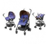 Carucior copii 3in1 Bebe Confort Trio Maia 19397880 (Albastru)