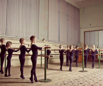 Micutele balerine rusoaice, la inceput de cariera