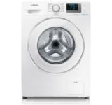 Masina de spalat rufe Samsung Eco Bubble WF80F5E5W4W/LE, 1400 RPM, 8 kg, Clasa A+++, Display LED (Alb)