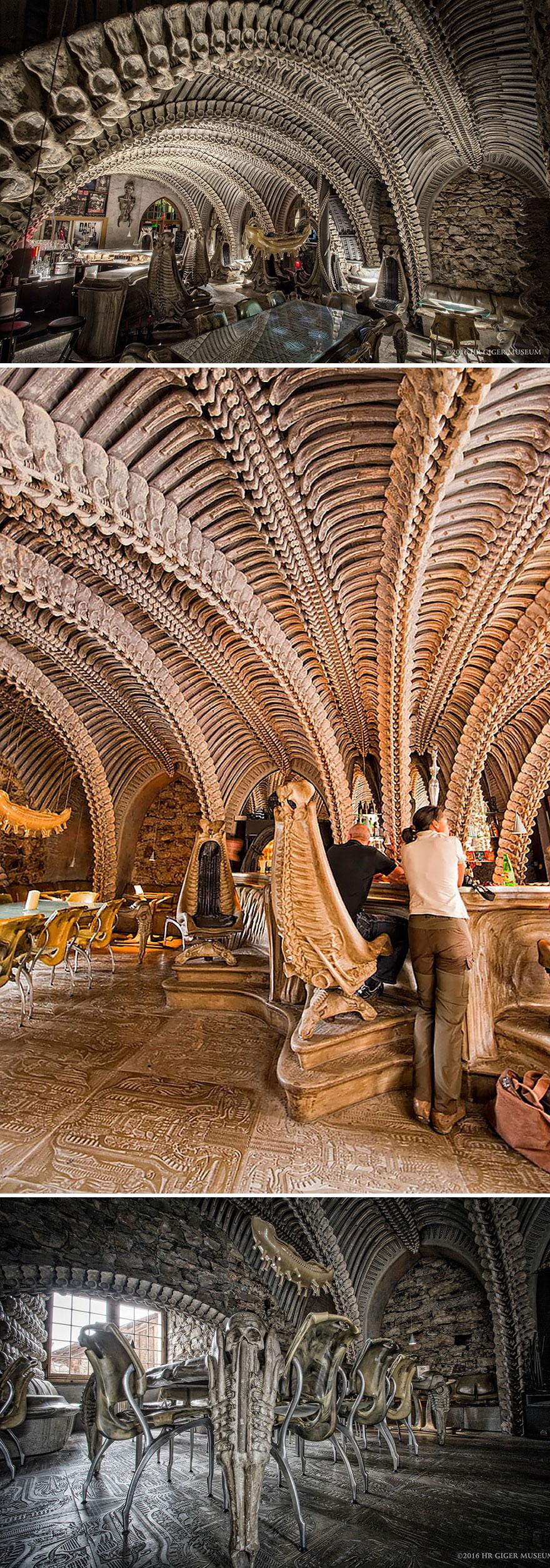 Distinctie si rafinament: Restaurante uluitoare din jurul lumii - Poza 11