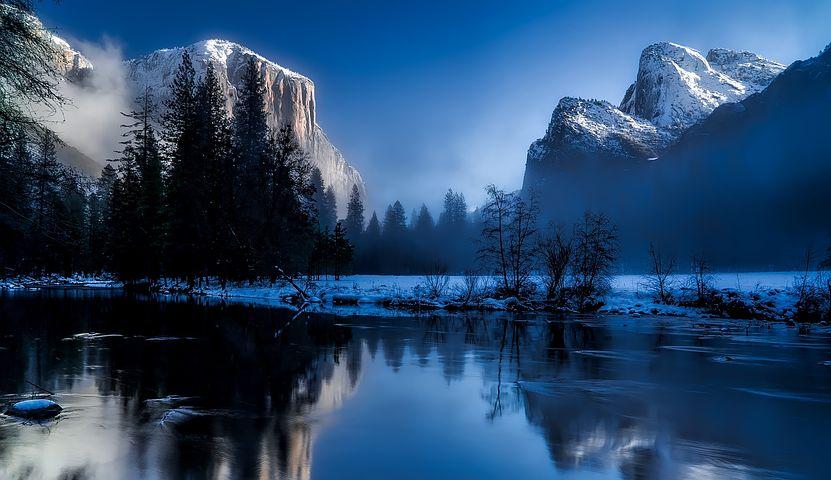 Cele mai frumoase ipostaze ale iernii, in poze sublime - Poza 8