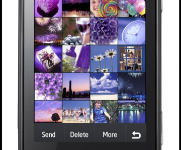 Pixon12: OLED si 12 megapixeli