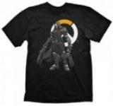 Tricou Overwatch Reaper, marime S (Negru)