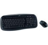 Kit Tastatura Genius si Mouse Wireless KB-8000X