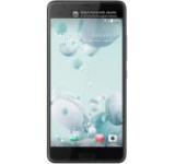 Telefon Mobil HTC U Ultra, Procesor Quad Core 2.15/1.6 GHz, Super LCD 5, Capacitive touchscreen 5.7inch, 4GB RAM, 64GB Flash, 12MP, 4G, Wi-Fi, Android (Alb)