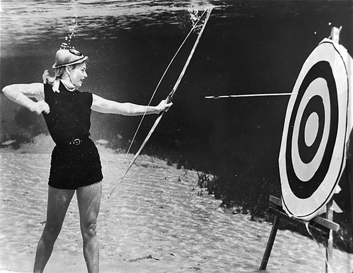 Fotografii subacvatice de exceptie, din 1938 - Poza 20
