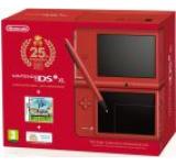 Consola Nintendo DSI (Rosie) + joc New Super Mario Bros Editie speciala