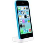 Dock Apple mf031zm/a pentru iPhone 5c (Alb)