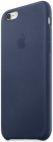 Protectie spate Apple mkxd2zm pentru iPhone 6S Plus (Piele/Albastru inchis)
