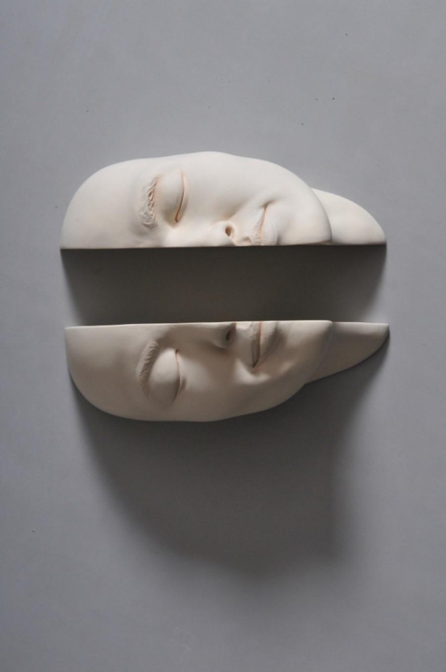 Minti deschise: Sculpturi suprarealiste din portelan - Poza 11