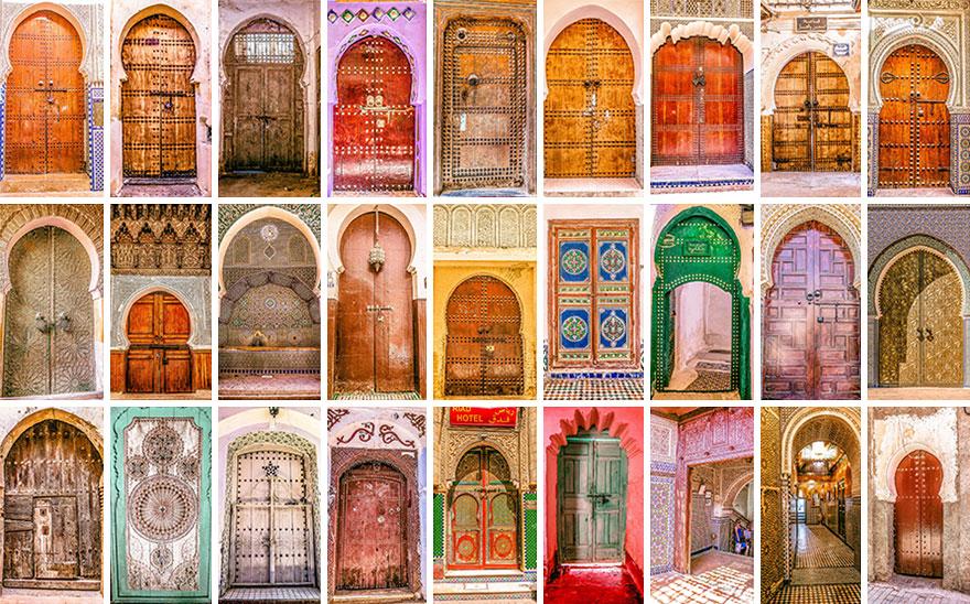 Usile multicolore ale Marocului - Poza 8
