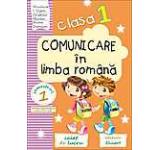 Comunicare in limba romana. Clasa I. Semestrul I - Caiet de lucru