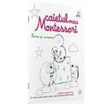 Forme si numere - Caietul meu Montessori