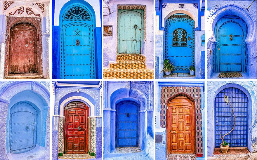 Usile multicolore ale Marocului - Poza 4