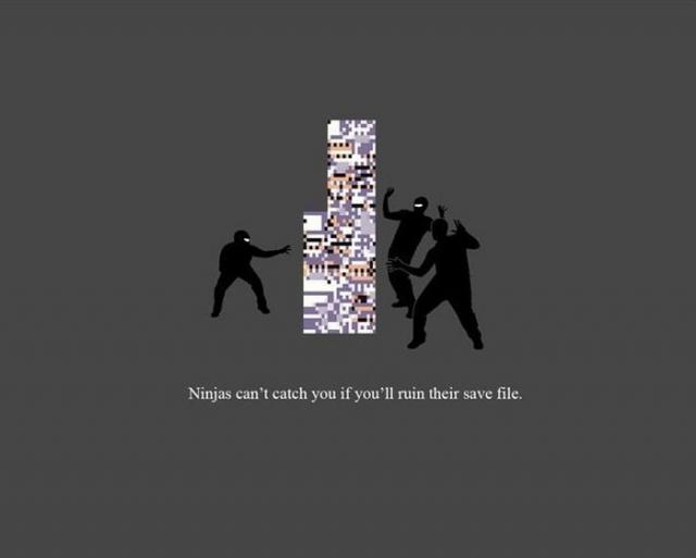 Ninja nu pot sa te prinda - Poza 2