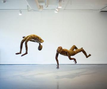 Sculpturi vii, de Mathilde Roussel
