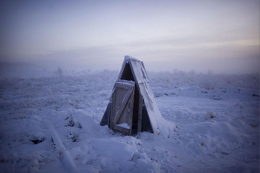 Viata la -50 de grade Celsius, in imagini sublime - Poza 10