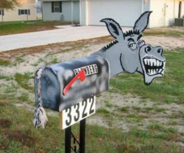 Cele mai ciudate cutii postale din SUA