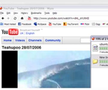 Wyzo The Media Browser