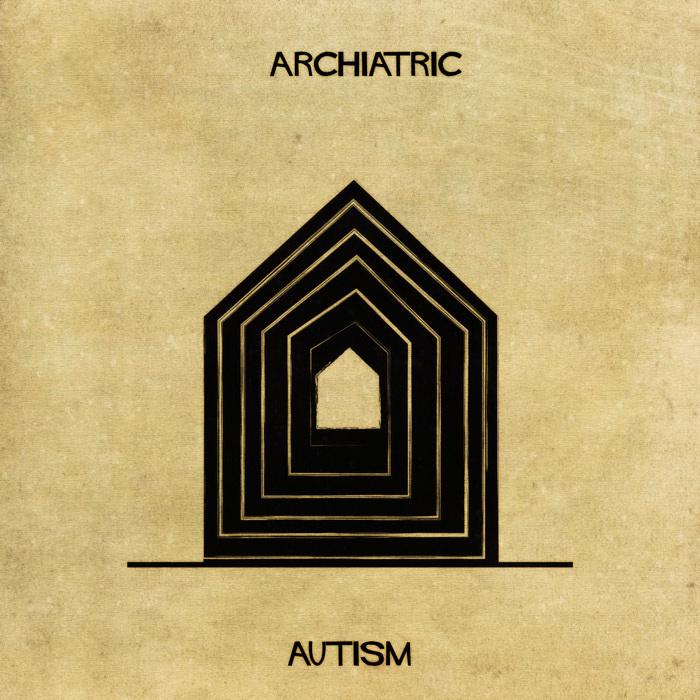 Afectiunile mentale explicate cu ajutorul arhitecturii - Poza 9