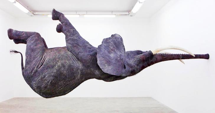 Sculpturi uimitoare care sfideaza legile fizicii - Poza 12