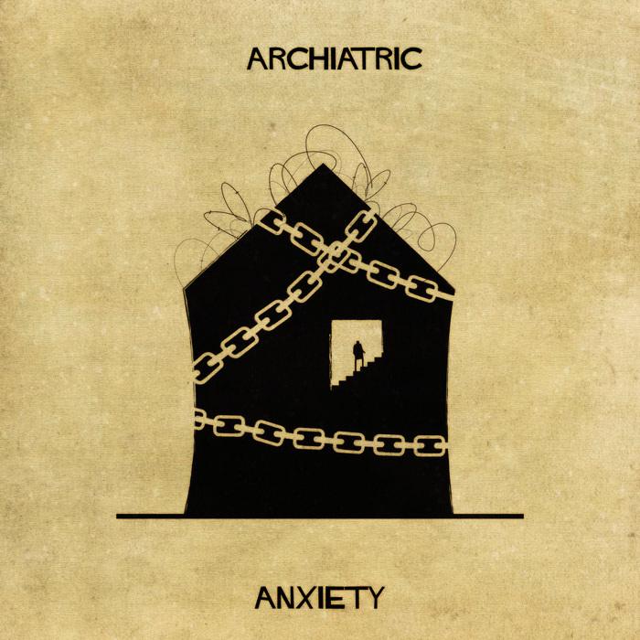 Afectiunile mentale explicate cu ajutorul arhitecturii - Poza 1