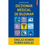 Dictionar medical de buzunar englez-roman/roman-englez