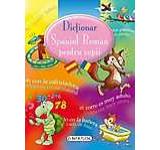 Dictionar spaniol - roman pentru copii