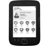 E-Book Reader Prestigio MultiReader Supreme 5664, Procesor 600 MHz, E-Ink Pearl 6inch, 128 MB RAM, 4GB Flash, Wi-Fi (Negru)