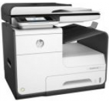 Multifunctional HP PageWide Pro 477dwt, tava HP PageWide, laser color, Fax, A4, 40 ppm, Duplex, ADF, Retea, Wireless, ePrint, AirPrint