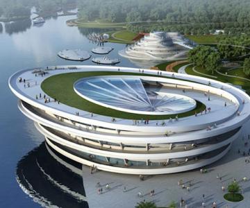 Tone de imaginatie in concepte de arhitectura