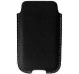 Husa Pouch Milano dimensiunea XL2 pentru Samsung i9100 (Neagra)