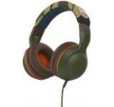 Casti cu Microfon SkullCandy Hesh (Maro/Verde)