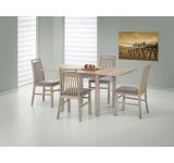 Set Masa din MDF Gracjan + 4 scaune Hubert 9